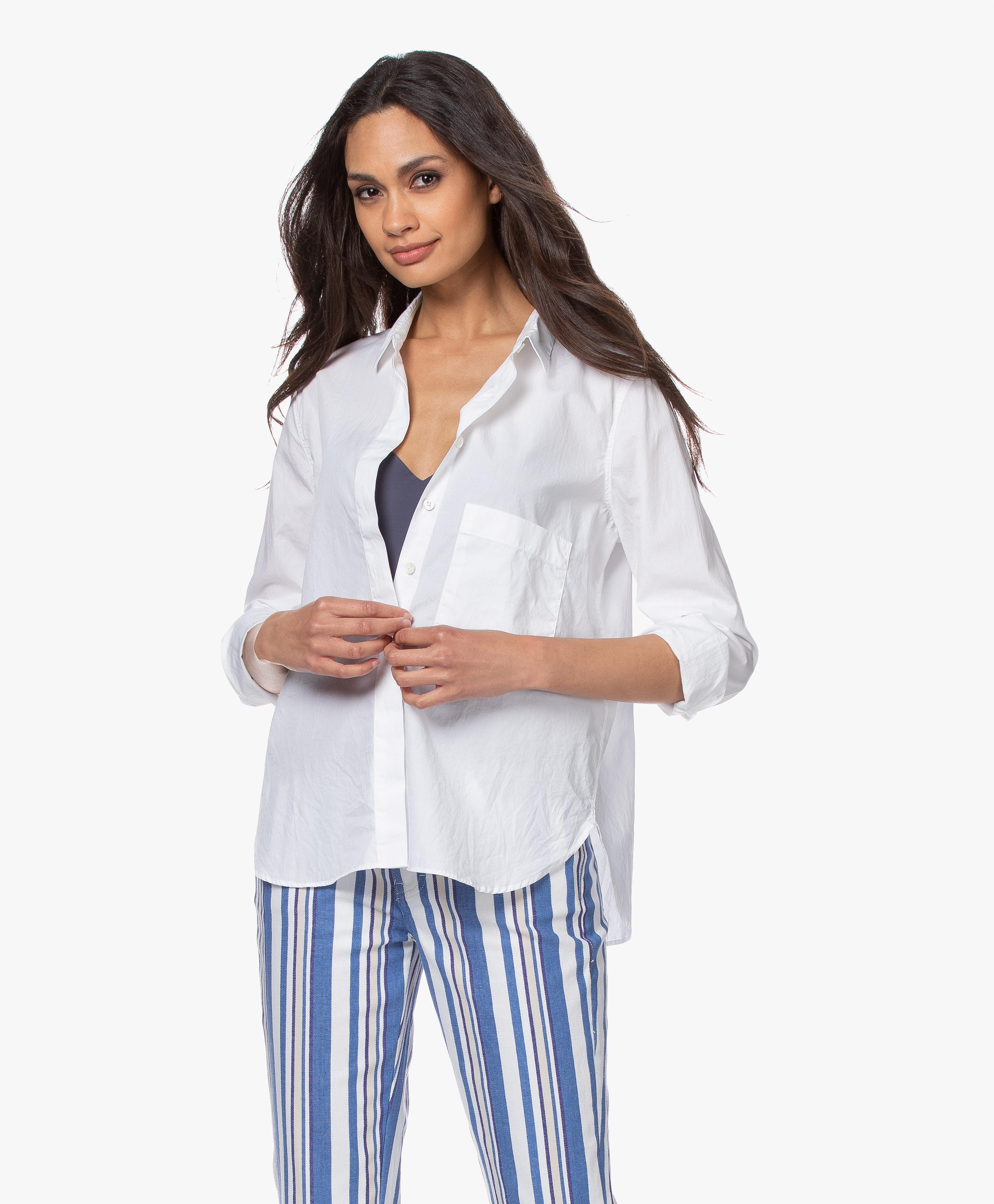 foto de Closed Hailey Cotton Shirt - White - c94899-25p-30 200