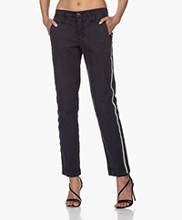 Zadig & Voltaire Pomelo Mili Chino Pants - Myrtille
