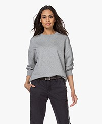 Filippa K Soft Sport Sweatshirt - Light Grey