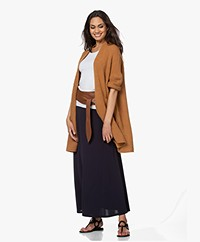 American Vintage Vacaville Open Cardigan - Canyon