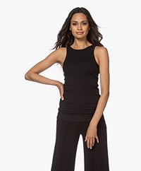 By Malene Birger Amiee Tank Top - Black