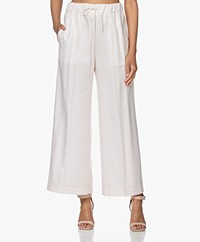Filippa K Aria Lyocell Wide Leg Pants - Faded Pink