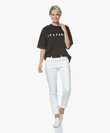 FRAME Le Garcon Jeans - Wit