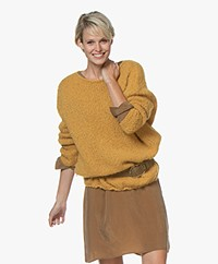 American Vintage Boolder Oversized Pullover - Marmalade