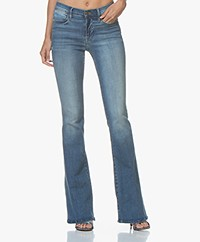 FRAME Le High Flare Jeans - Columbus