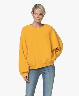 American Vintage Kinouba Sweatshirt - Marmalade