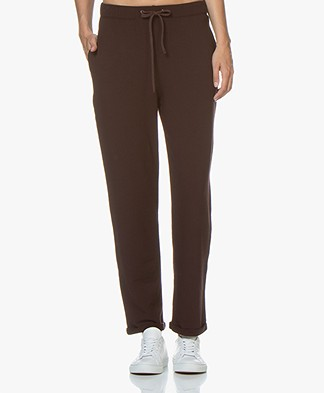 Majestic Filatures Soft Touch Sweatpants - Aubergine