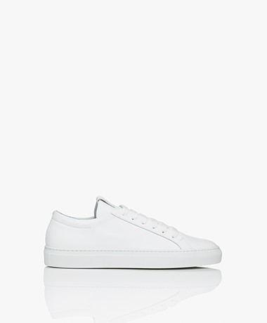 Copenhagen Low Leather Sneakers - White