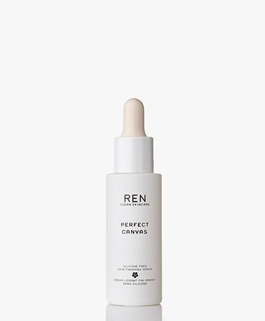 REN Clean Skincare Perfect Canvas Skin Finishing Serum - Primer