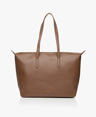 Matt & Nat Abbi Dwell Shopper Tote - Brick