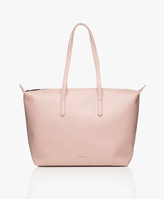 Matt & Nat Abbi Dwell Shopper Tote - Pebble