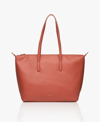 Matt & Nat Abbi Loom Shopper Tote - Desert