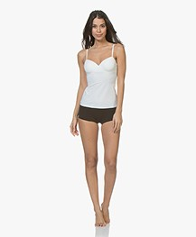 HANRO Allure BH Camisole - Off-white