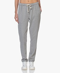 American Vintage Feelgood Sweatpants - Grey Melange