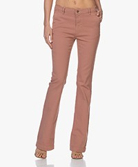 by-bar Leila Flared Jeans - Ash Rose