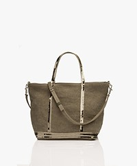 Vanessa Bruno Shoulder/Hand Bag - Khaki