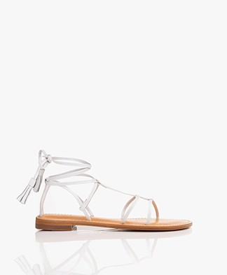 Filippa K Bella Flat Sandals - White