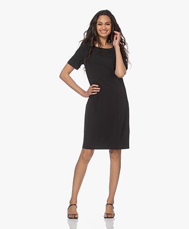 Josephine & Co Liv Travel Jersey Dress - Black