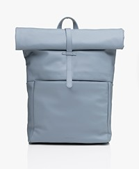Monk & Anna Herb Vegan Backpack - Faded Blue