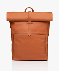 Monk & Anna Herb Vegan Backpack - Terracotta