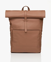 Monk & Anna Herb Vegan Backpack - Chestnut