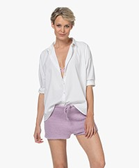 by-bar Norel Cotton Oversized Blouse - Off-white