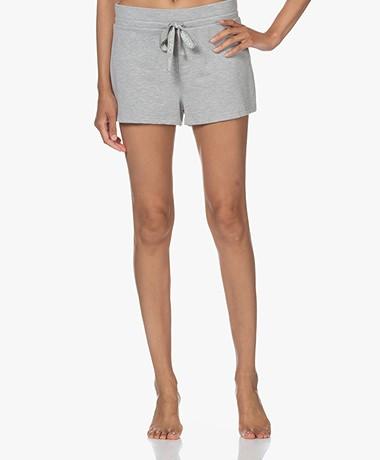 Calvin Klein Reconsidered Comfort Shorts - Grey Heather