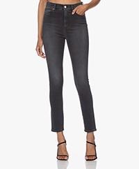 IRO Allone Skinny Jeans - Used Black