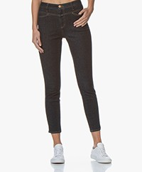 Closed Skinny Pusher Super Stretch Jeans - Dark Blue