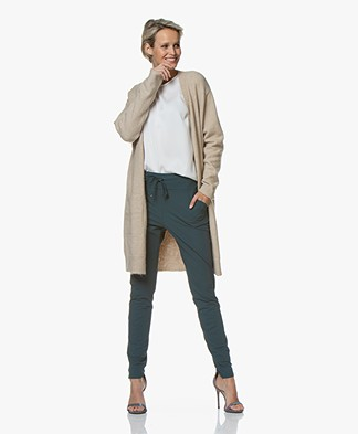 Josephine & Co Gwen Open Cardigan - Stone