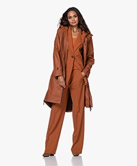 Maium 2-in-1 Regenjas - Ginger Brown