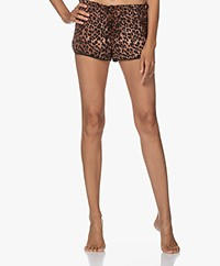 Love Stories Audrey H. Shorts - Leopard