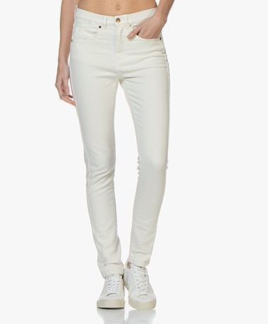 by-bar Mette Stretch-cotton Jeans - Off-white
