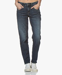 Drykorn Like Girlfriend Jeans - Donkerblauw