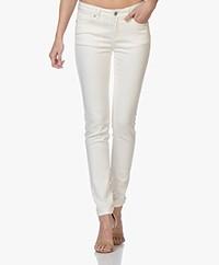 Repeat Skinny Stretch Jeans - Cream
