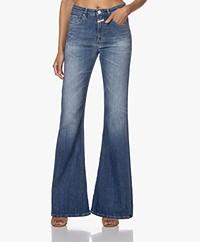 Closed Rawlin Flared Jeans - Middenblauw
