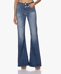 Closed Rawlin Flared Jeans - Mid Blue