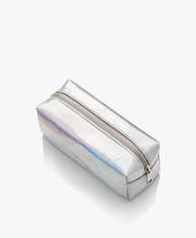 &Klevering Metallic Make-up Tas - Cosmic