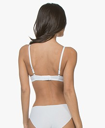 HANRO Invisible Cotton Midi Slip - Wit