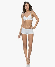 HANRO Touch Feeling Low-rise Short - Wit
