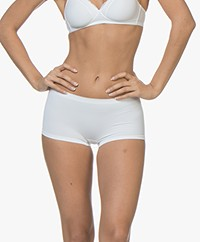 HANRO Touch Feeling Low-rise Shorts - White