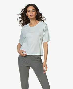 Filippa K Summer Tee - Crystal