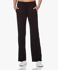 Filippa K Soft Sport Jersey Broek - Zwart