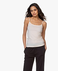 Filippa K Tech Jersey Slip Top - Bisque