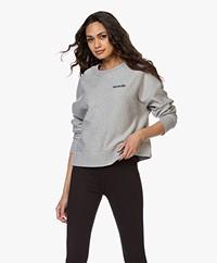 Zadig & Voltaire Champ Voltaire Sweater - Grijs Mêlee