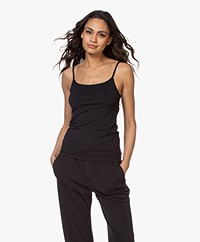 Filippa K Tech Jersey Slip Top - Black