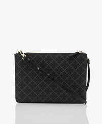 By Malene Birger Ivy Shoulder Bag - Charcoal