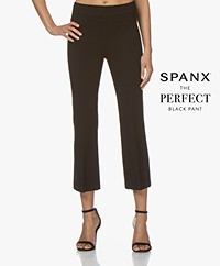 SPANX® The Perfect Ponte Kick-flare Legging - Zwart