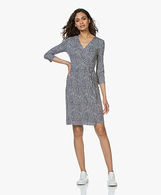 Belluna Pacino Printed Jersey Dress - Orginal