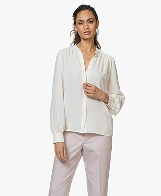 Filippa K Alva Blouse - Off-white